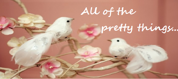 All of the pretty things...