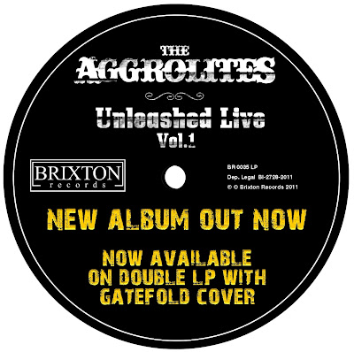the-aggrolites-unleashed-live-vol.1-double-LP-Brixton-Records