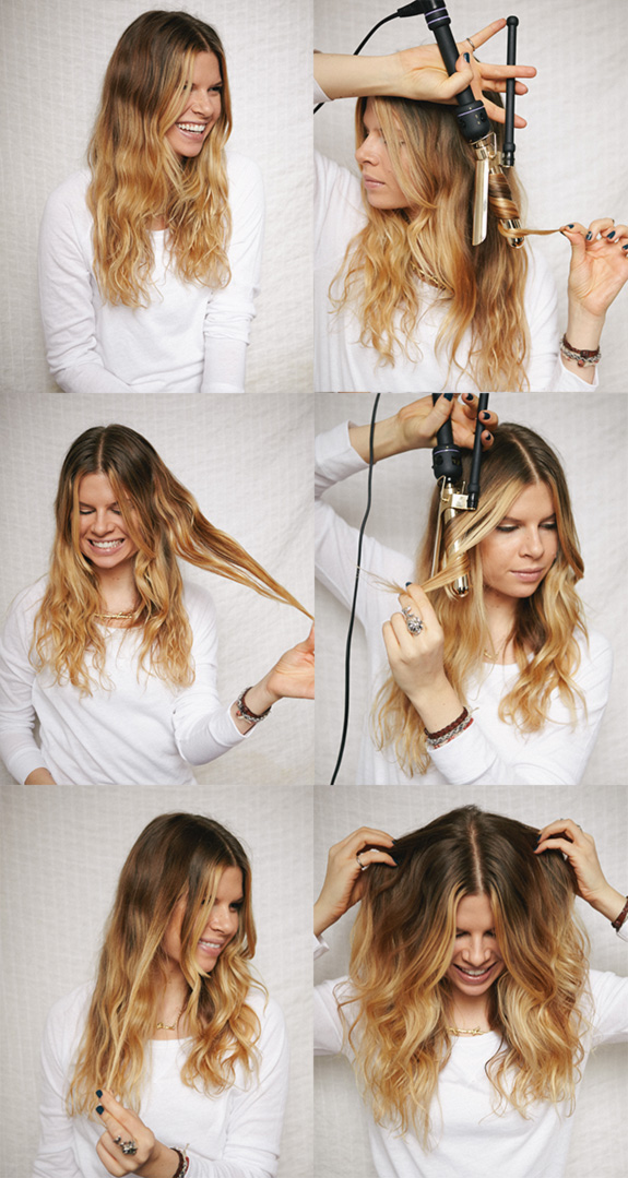 CUP OF JO: How to get perfect beachy curls