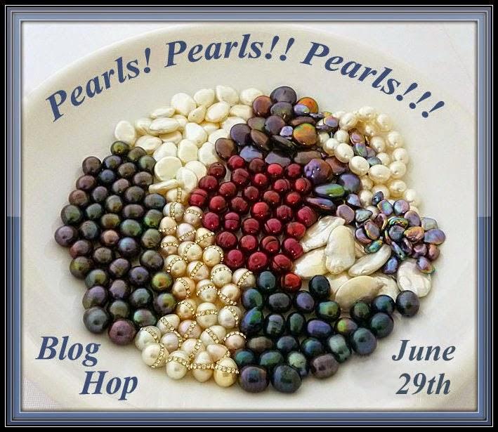 Pearls! Pearls!! Pearls!!! Blog Hop II