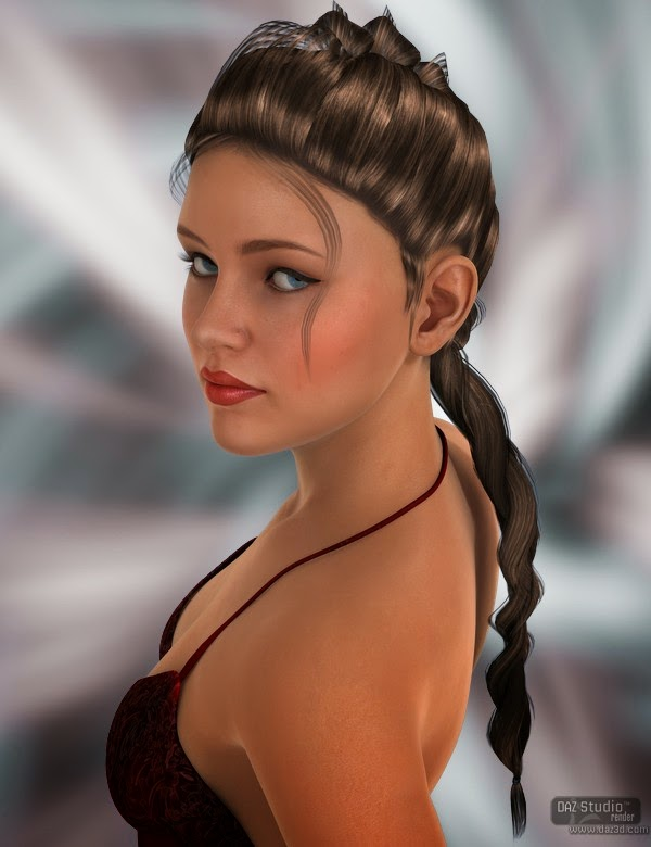 Danah Braid Genèse 2 Femme