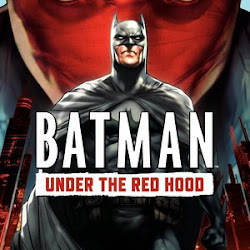 Poster Batman: Under the Red Hood 2010