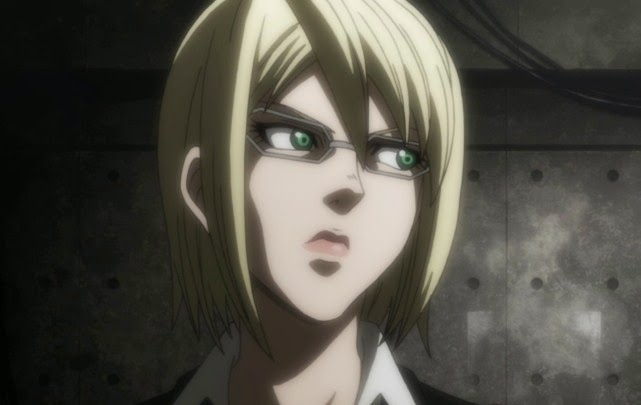 Terra Formars Episode 1 Subtitle Indonesia