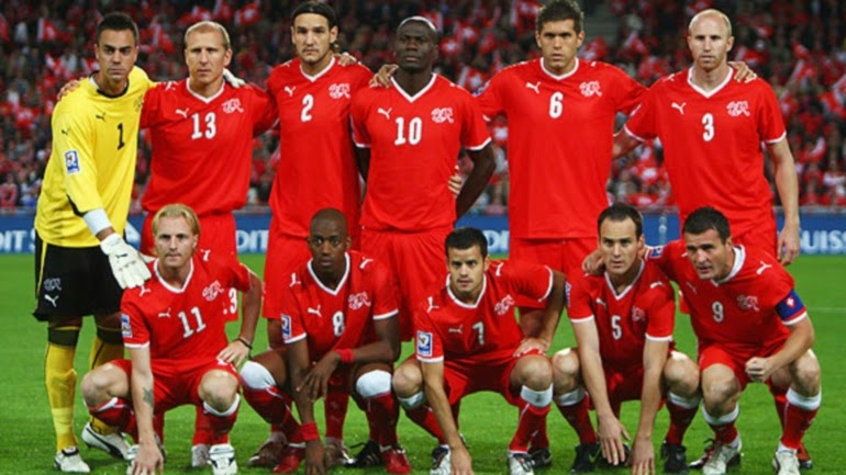 Watch Switzerland live online. World Cup Brazil 2014 games free streaming. Best websites for football matches without signing up.