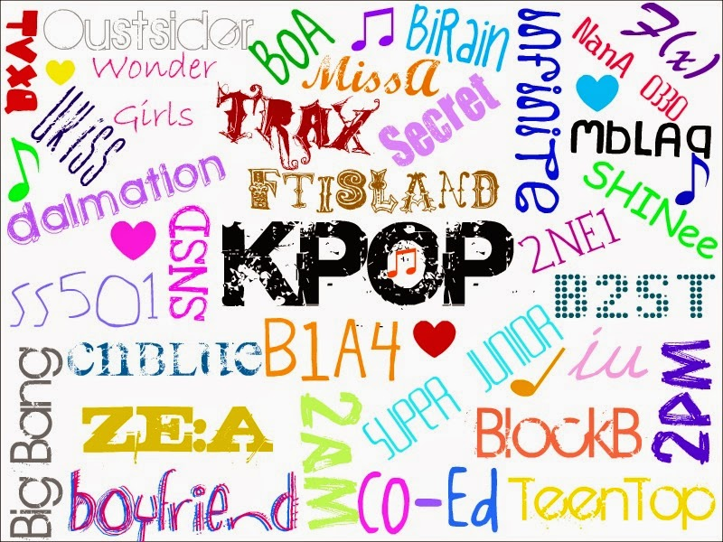 Opowiadania k-pop