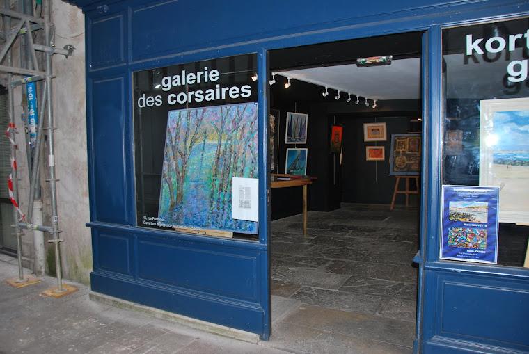 Expo galerie des Corsaires (nov 2011)