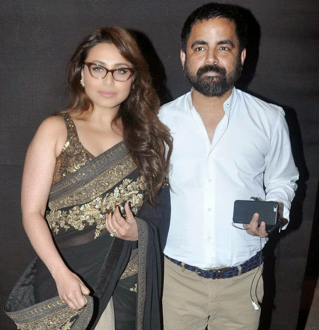 Rani Mukherjee at Sabyasachi Resort 2015 Presentation Photos
