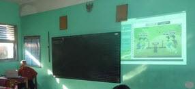 Perluasan pemanfaatan LAB ICT EQEP di kelas konvensional