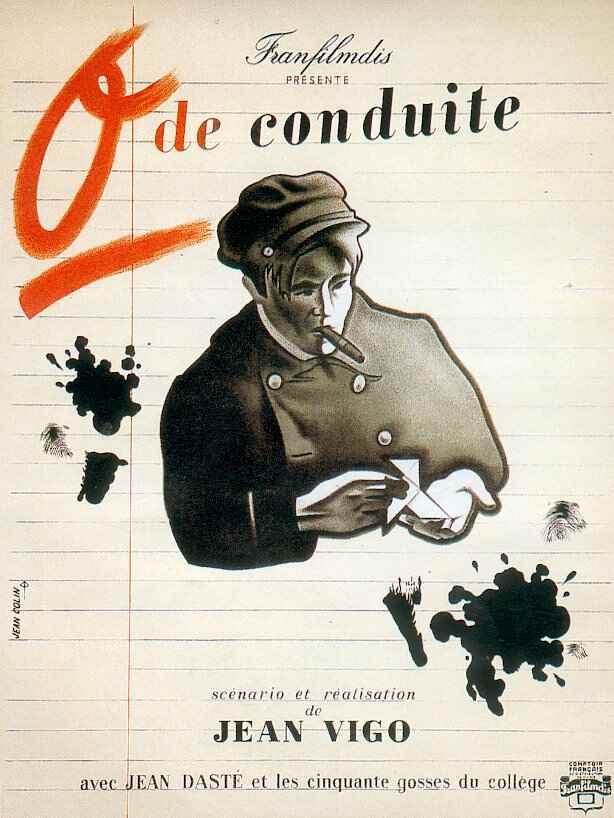 1933 : Cero en conducta
