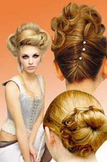 Updo Hairstyle Ideas for 2014 Latest