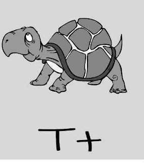T is for Turtle ~ My Father's World