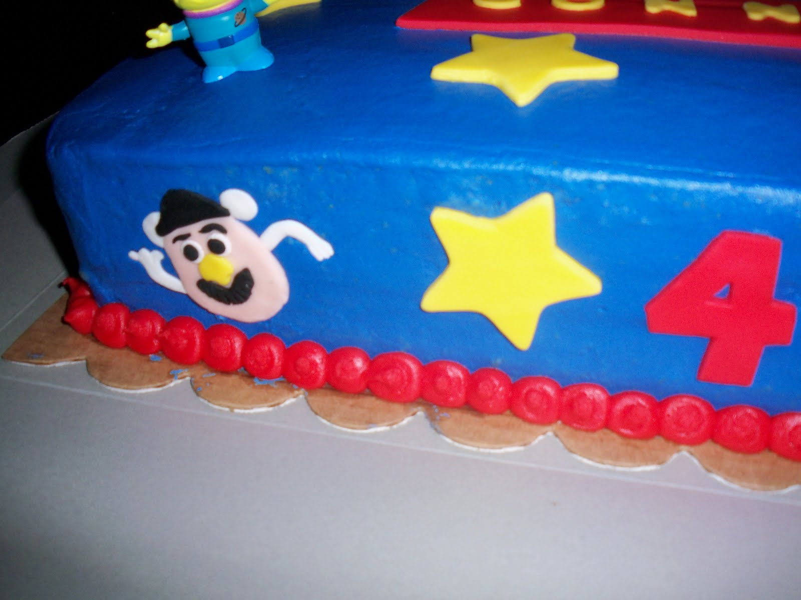 Sweet Treats by Susan Toy Story Birthday Cake