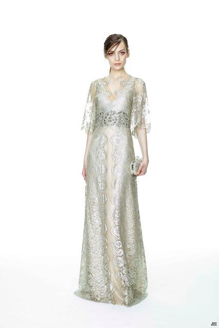 Colección de vestidos de primavera