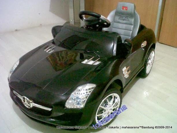 Mobil Mainan Aki Junior QX7997 Mercedes-Benz SLS