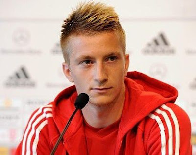 Wonderful Marco Reus Haircut