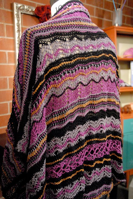 multigarment tunisian crochet course