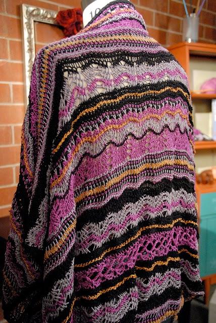 multigarment tunisian crochet course
