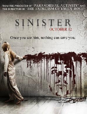 Sinister 2012 film