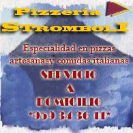 Pizzeria Stromboli