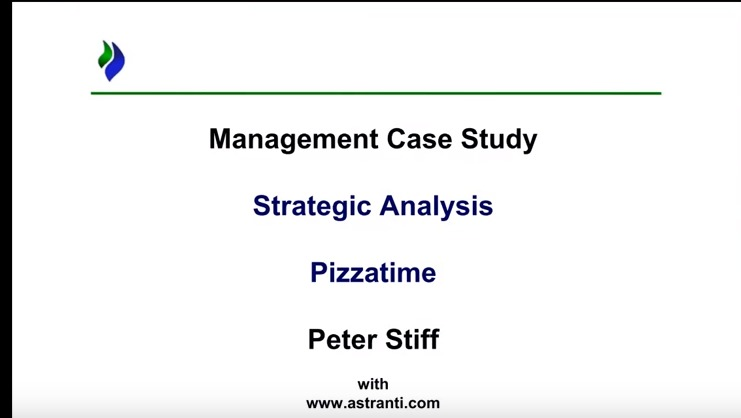 Strategic Analysis Of Cima Management Case Study February