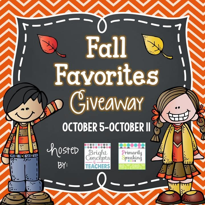 http://primarily-speaking.blogspot.com/2014/10/fall-favorites-giveaway.html