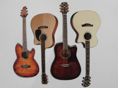 Creative and Cool Guitar Inspired Products and Designs (20) 16