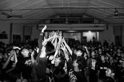 "surakarta death fest 2013 ""REVOLUTION NEVER DEATH"""