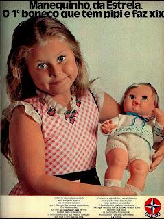 propaganda Manequinho da Estrela - 1974. anos 70.. propaganda iogurte Danone - 1974. década de 70. os anos 70; propaganda na década de 70; Brazil in the 70s, história anos 70; Oswaldo Hernandez;