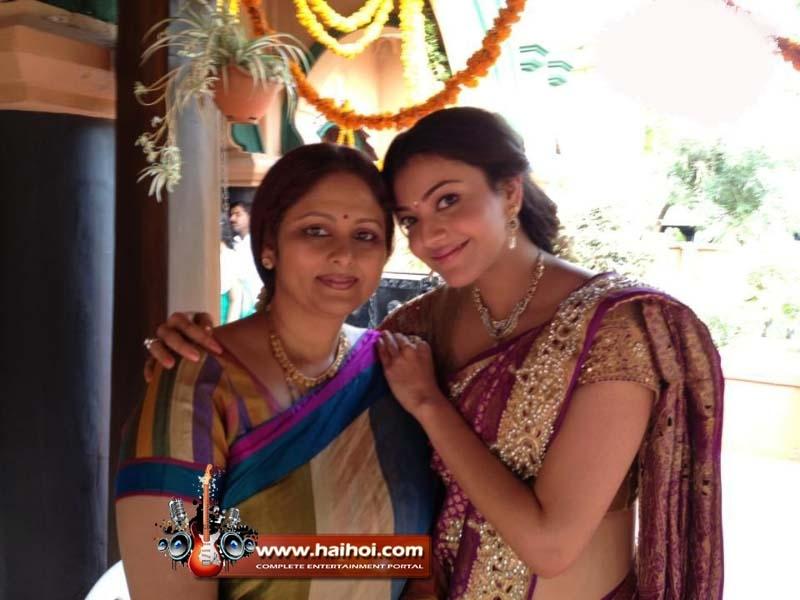 kajal agarwal family photos redirecting