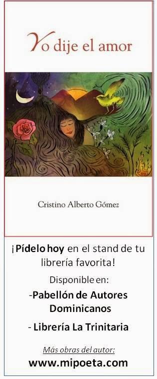 Poesía y literatura dominicana | Feria del Libro Santo Domingo 2015