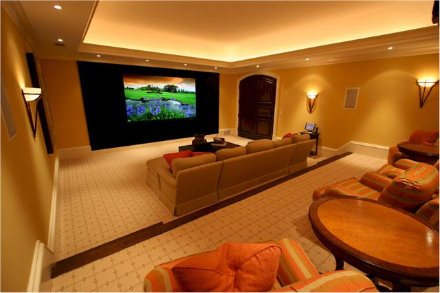 Home design interior exterior decorating remodelling home theater seating design guide - Home entertainment design ...