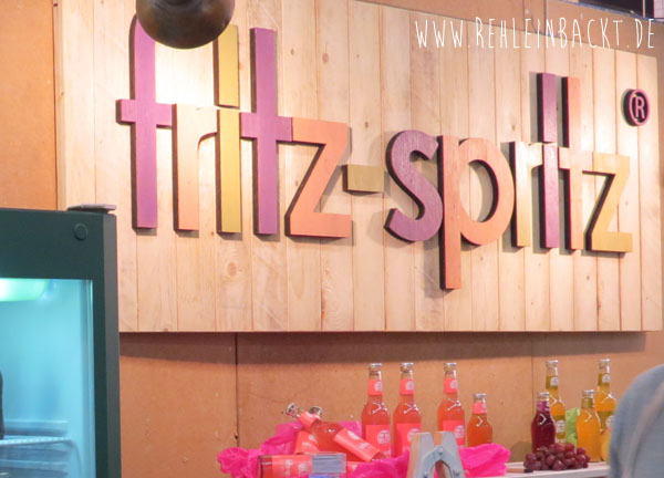 frist spritz kola auf der BIOFACH Messe Nürnberg 2015 rehlein backt