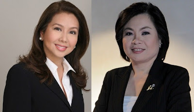 Korina Sanchez and Lynda Jumilla anchor ABS-CBN SONA 2012 coverage