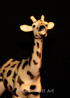 Giraffe figure 01