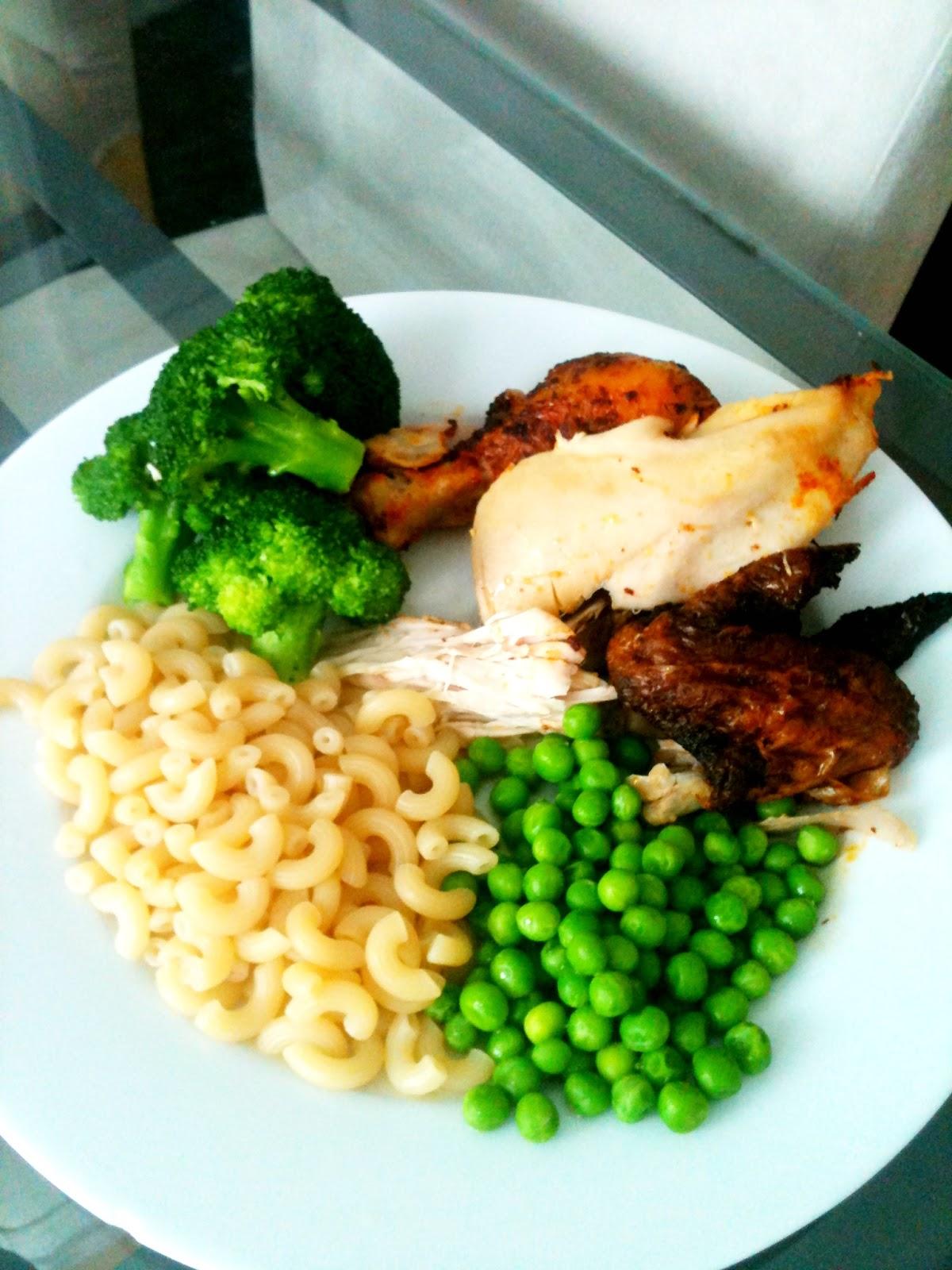 grillad kyckling nyttigt