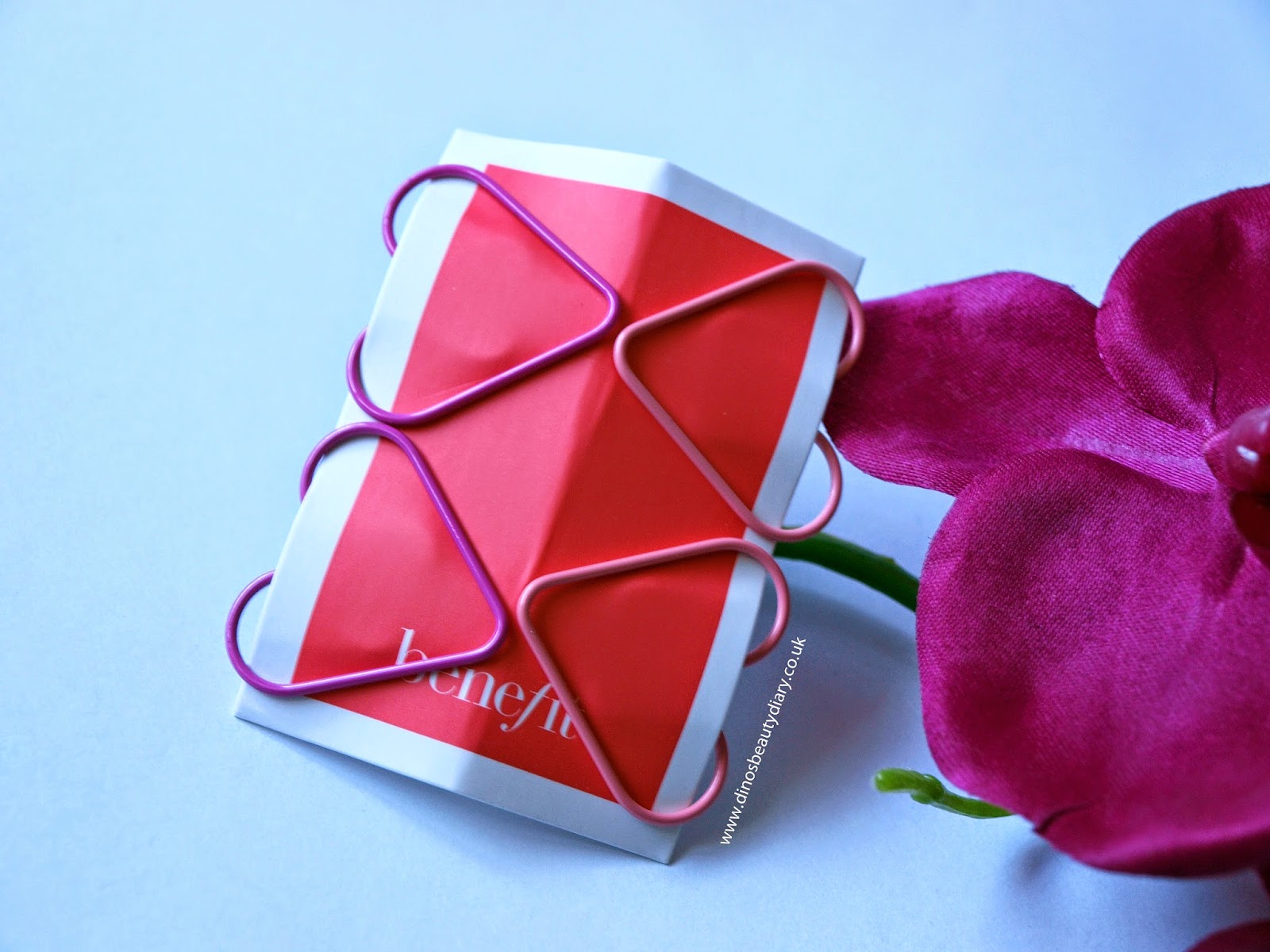 Benefit Advent Calendar - Days 1,2,3,4 - Dino's Beauty Diary