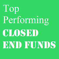 Top Performing Closed End Funds 2013