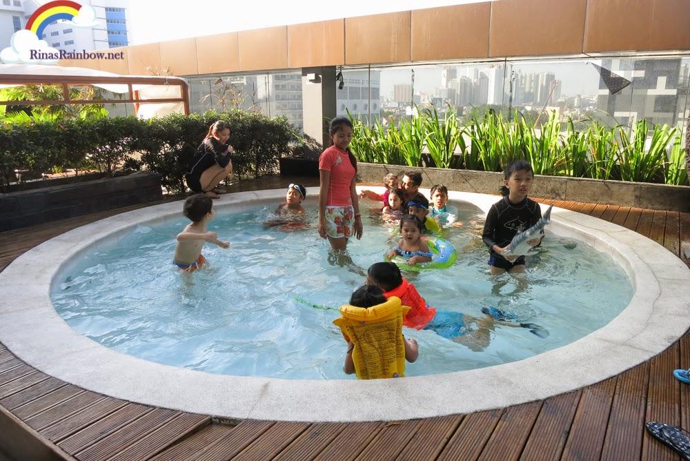 F1 Hotel Kiddie Pool