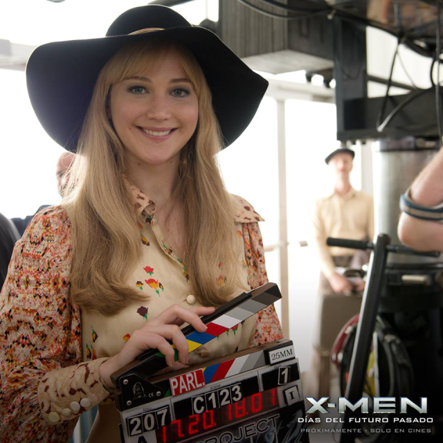"Imágenes de la película ""X-Men: Days of Future Past"""
