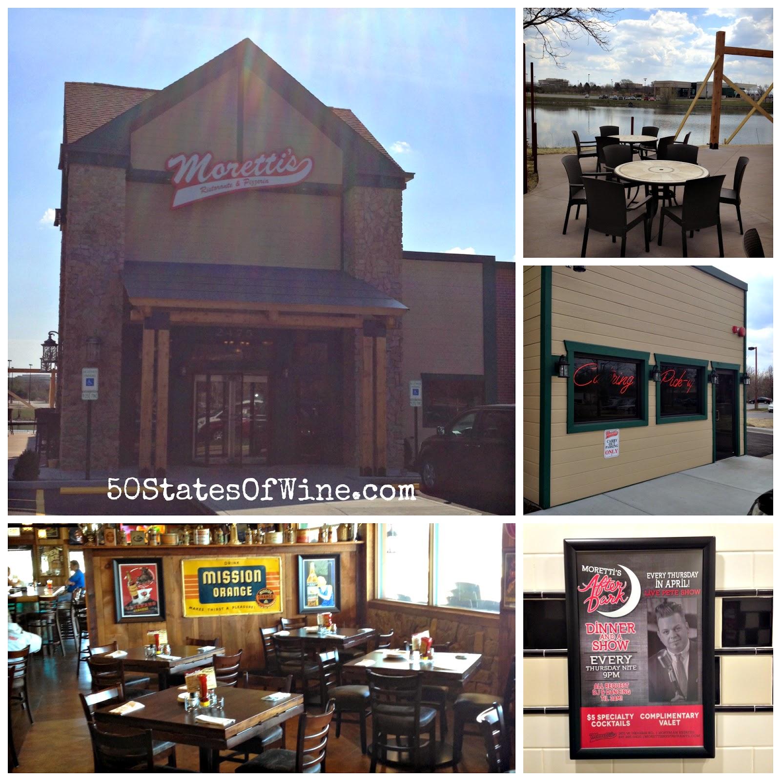 Moretti's Ristorante and Pizzeria, Hoffman Estates