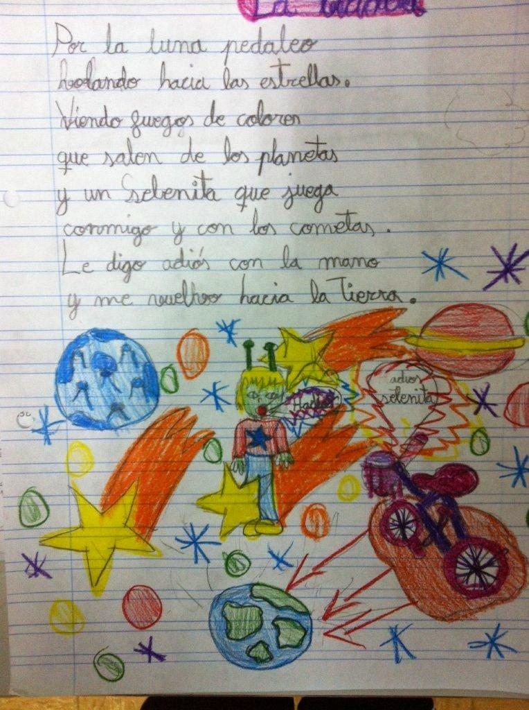 Poema del Taller de escritura del Asunción Rincón