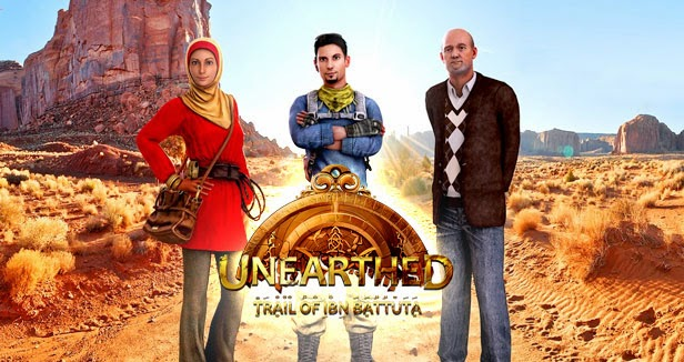 Unearthed Trail of Ibn Battuta PC game