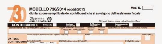 Mod.730/2014: Per la consegna al CAF o professionista abilitato c'è tempo fino al 16 giugno