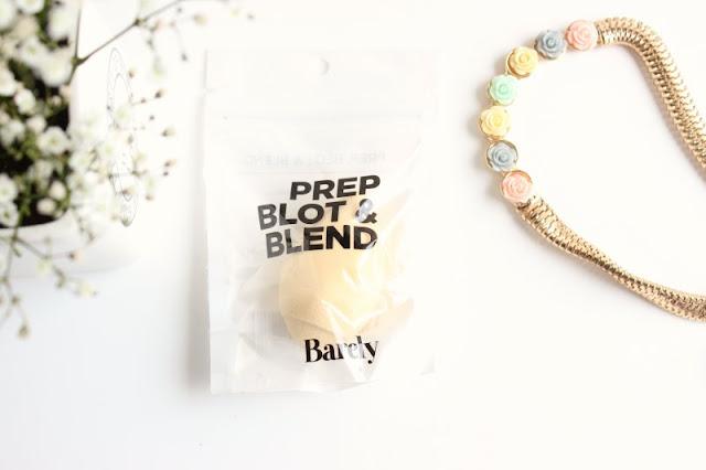 Barely Prep, Blot & Blend Sponge