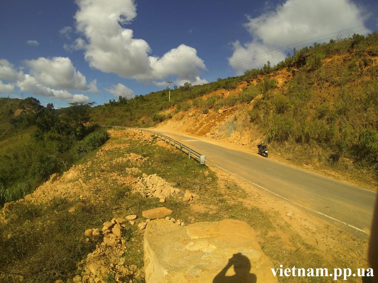 Вьетнам дороги