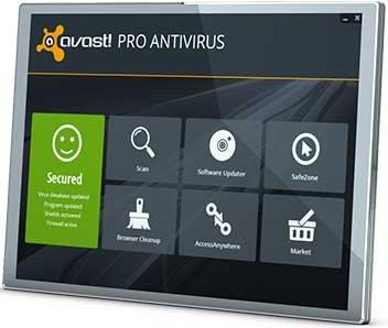 Avast! PRO Antivirus + Premier + Internet Security 8.0.1489.300 Full