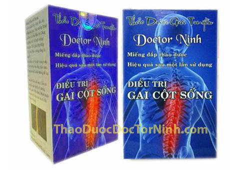 Bệnh gai cột sống và cách chữa trị bằng thảo dược Doctor Ninh