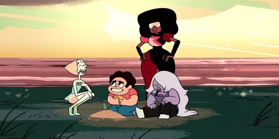 Desenho Steven Universo - Todas as Temporadas Torrent
