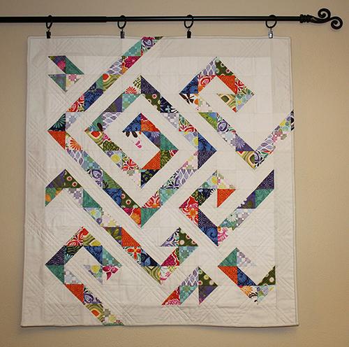Spiraled Quilt