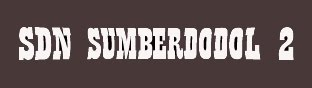 SDN SUMBERDODOL 2
